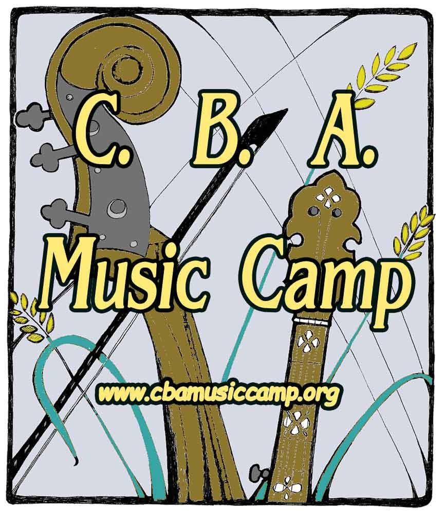CBA Music Camp logo